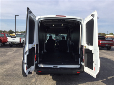 2017 Transit 250 Med Roof,  Empty Cargo Van #17T1410 - photo 2