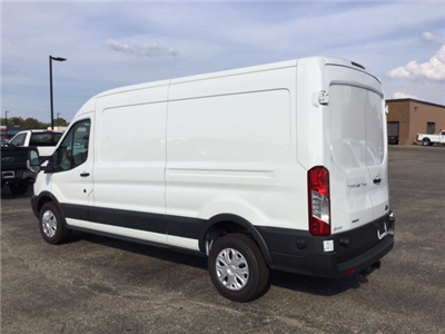 2017 Transit 250 Med Roof,  Empty Cargo Van #17T1410 - photo 8
