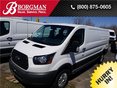 2017 Transit 250 Low Roof,  Empty Cargo Van #17T1457 - photo 1