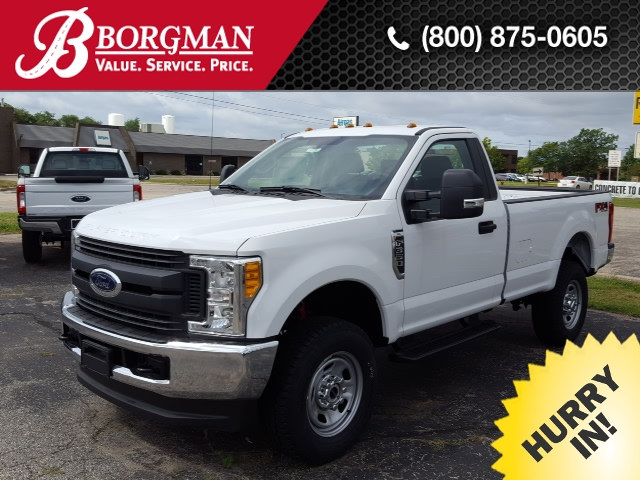 2017 F-350 Regular Cab 4x4, Pickup #17T281 - photo 1