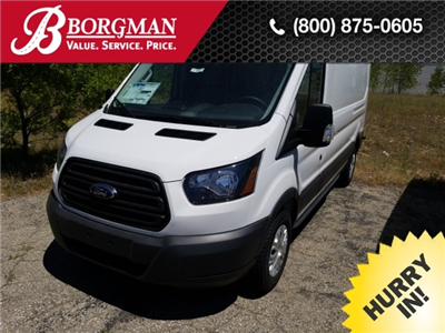 2018 Transit 250 Med Roof 4x2,  Empty Cargo Van #18T1011 - photo 1