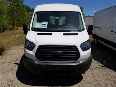 2018 Transit 250 Med Roof 4x2,  Empty Cargo Van #18T1011 - photo 3