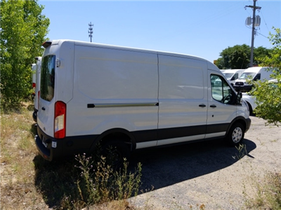 2018 Transit 250 Med Roof 4x2,  Empty Cargo Van #18T1011 - photo 5