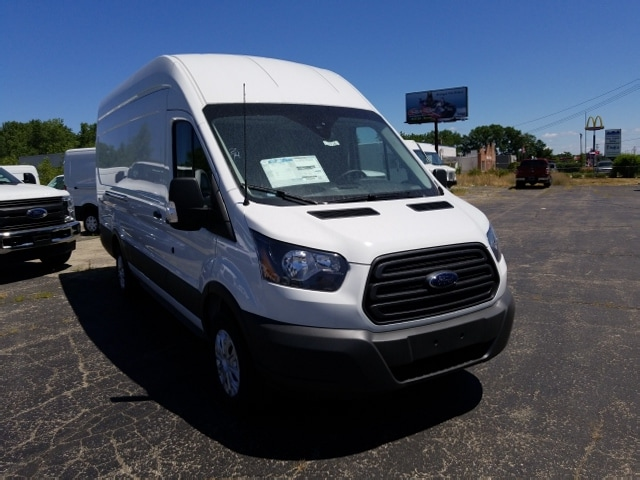 2018 Transit 250 High Roof 4x2,  Empty Cargo Van #18T1026 - photo 4