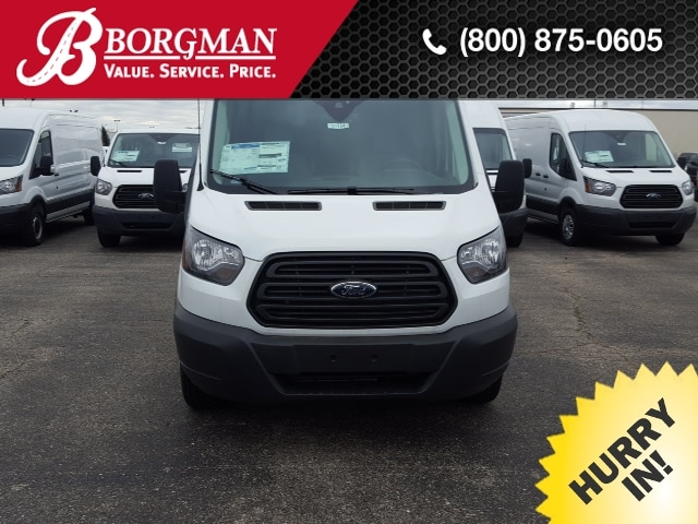 2018 Transit 250 Med Roof, Cargo Van #18T134 - photo 1