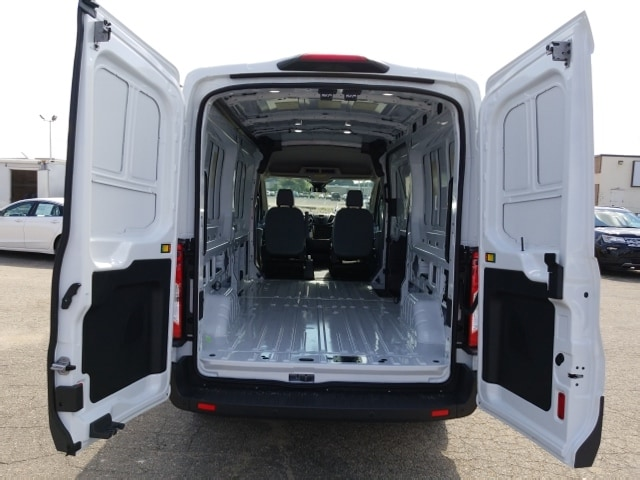 2018 Transit 150 Med Roof 4x2,  Empty Cargo Van #18T1496 - photo 2