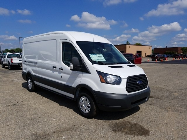 2018 Transit 150 Med Roof 4x2,  Empty Cargo Van #18T1496 - photo 4