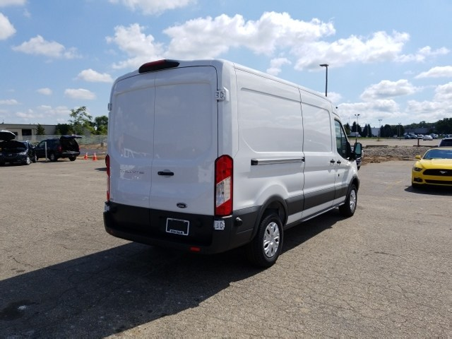2018 Transit 150 Med Roof 4x2,  Empty Cargo Van #18T1496 - photo 6