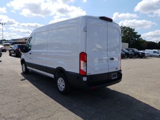 2018 Transit 150 Med Roof 4x2,  Empty Cargo Van #18T1496 - photo 8