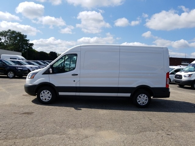 2018 Transit 150 Med Roof 4x2,  Empty Cargo Van #18T1496 - photo 9