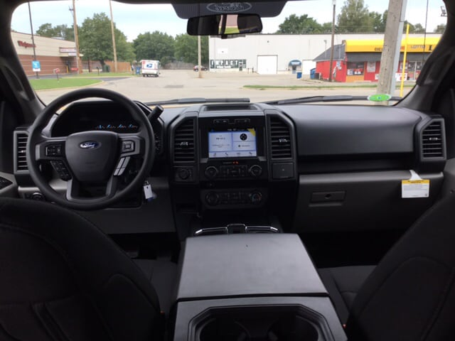 2018 F-150 SuperCrew Cab 4x4,  Pickup #18T1531 - photo 13