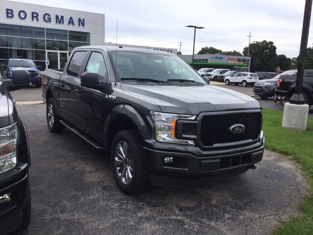 2018 F-150 SuperCrew Cab 4x4,  Pickup #18T1531 - photo 5