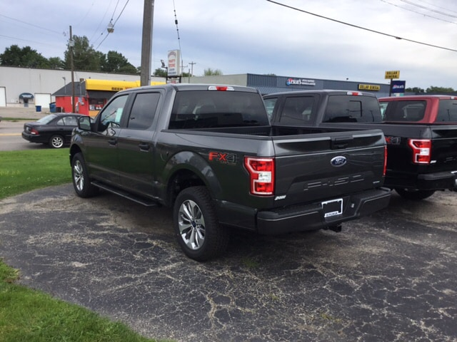 2018 F-150 SuperCrew Cab 4x4,  Pickup #18T1531 - photo 2