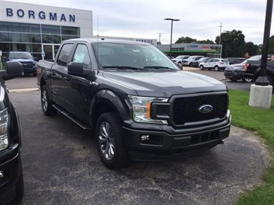 2018 F-150 SuperCrew Cab 4x4,  Pickup #18T1531 - photo 3