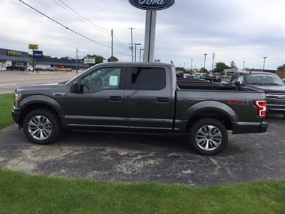 2018 F-150 SuperCrew Cab 4x4,  Pickup #18T1531 - photo 8