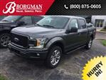 2018 F-150 SuperCrew Cab 4x4,  Pickup #18T1531 - photo 1