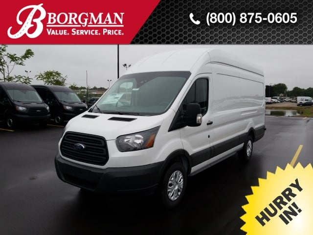 2018 Transit 350 High Roof 4x2,  Empty Cargo Van #18T1555 - photo 1