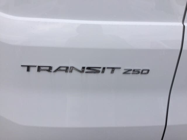 2018 Transit 250 Med Roof 4x2,  Empty Cargo Van #18T239 - photo 20
