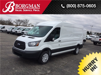2018 Transit 250 Med Roof 4x2,  Empty Cargo Van #18T239 - photo 1
