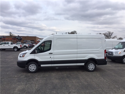 2018 Transit 250 Med Roof 4x2,  Empty Cargo Van #18T239 - photo 9