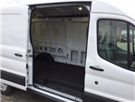 2018 Transit 250 Med Roof 4x2,  Empty Cargo Van #18T239 - photo 11