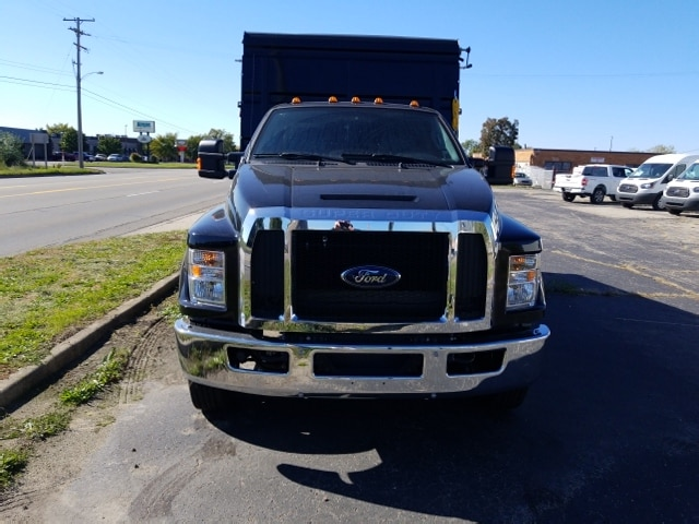 2018 F-650 Regular Cab DRW 4x2,  Landscape Dump #18T319 - photo 3