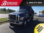 2018 F-650 Regular Cab DRW 4x2,  Landscape Dump #18T319 - photo 1