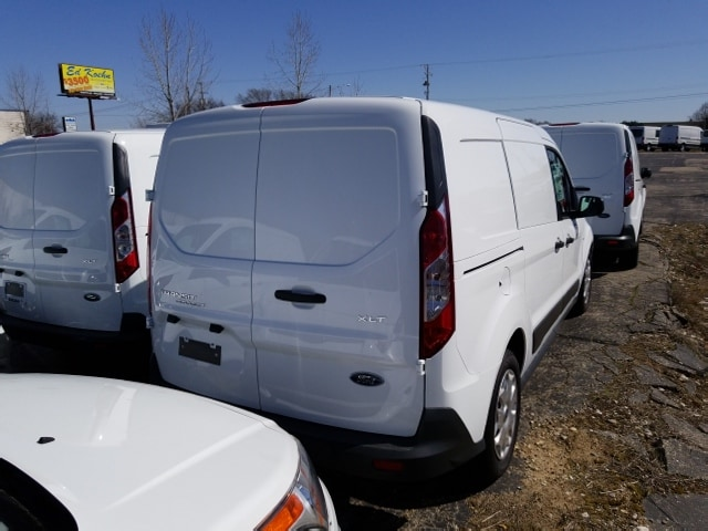 2018 Transit Connect 4x2,  Empty Cargo Van #18T374 - photo 7