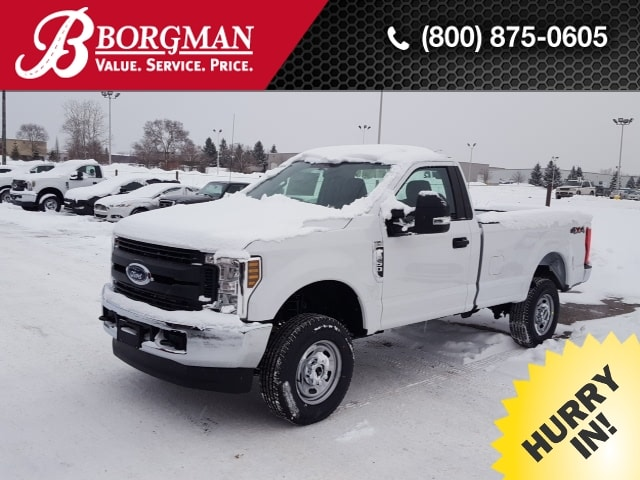 2018 F-250 Regular Cab 4x4 Pickup #18T426 - photo 1