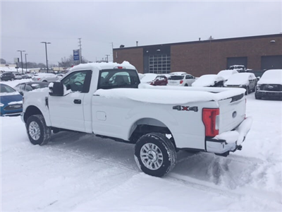 2018 F-250 Regular Cab 4x4 Pickup #18T469 - photo 2