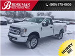 2018 F-250 Regular Cab 4x4 Pickup #18T469 - photo 1