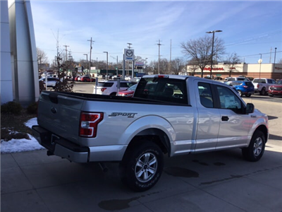 2018 F-150 Super Cab 4x4, Pickup #18T758 - photo 5