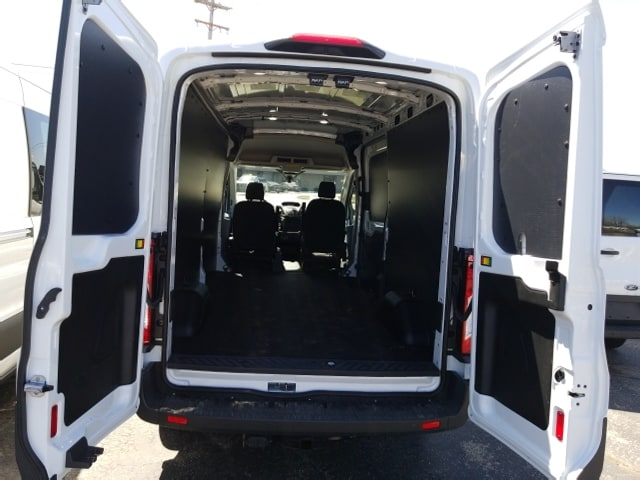 2018 Transit 250 Med Roof 4x2,  Empty Cargo Van #18T807 - photo 2