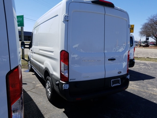 2018 Transit 250 Med Roof 4x2,  Empty Cargo Van #18T807 - photo 9