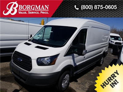 2018 Transit 250 Med Roof 4x2,  Empty Cargo Van #18T807 - photo 1