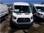 2018 Transit 250 Med Roof 4x2,  Empty Cargo Van #18T807 - photo 3