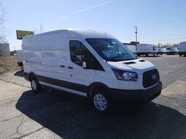 2018 Transit 250 Med Roof 4x2,  Empty Cargo Van #18T848 - photo 4