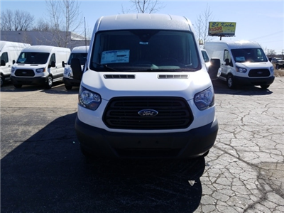 2018 Transit 250 Med Roof 4x2,  Empty Cargo Van #18T848 - photo 3