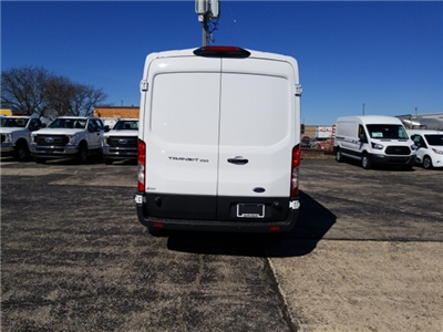 2018 Transit 250 Med Roof 4x2,  Empty Cargo Van #18T848 - photo 7