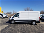 2018 Transit 250 Med Roof 4x2,  Empty Cargo Van #18T848 - photo 9