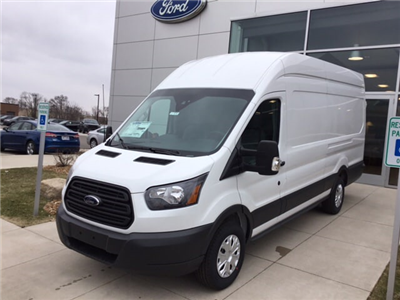 2018 Transit 350 High Roof,  Empty Cargo Van #18T878 - photo 18