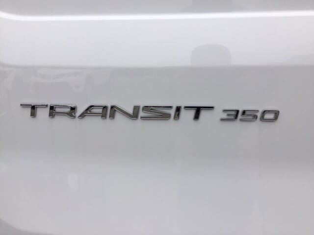 2019 Transit 350 High Roof 4x2,  Empty Cargo Van #19T170 - photo 20