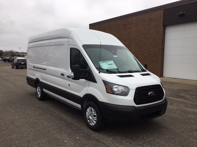 2019 Transit 350 High Roof 4x2,  Empty Cargo Van #19T171 - photo 4