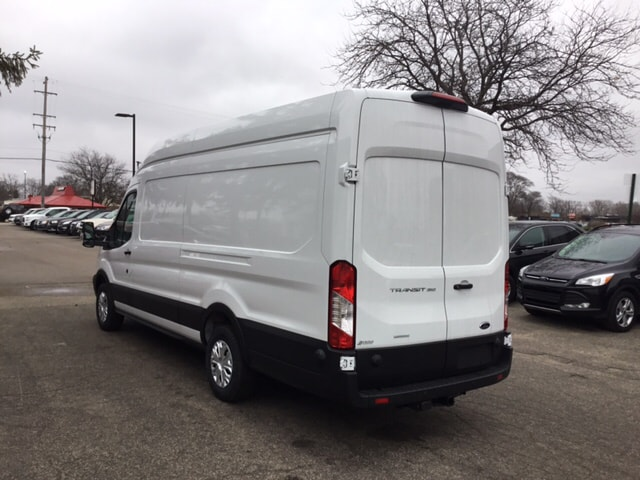 2019 Transit 350 High Roof 4x2,  Empty Cargo Van #19T171 - photo 8