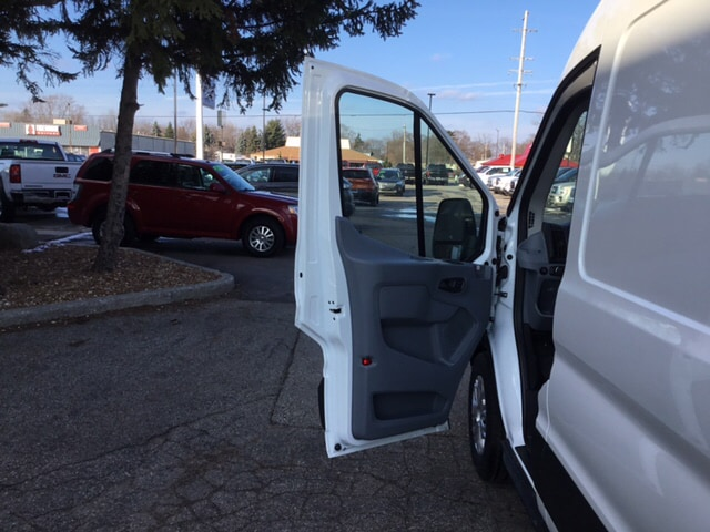 2019 Transit 250 Med Roof 4x2,  Empty Cargo Van #19T289 - photo 13