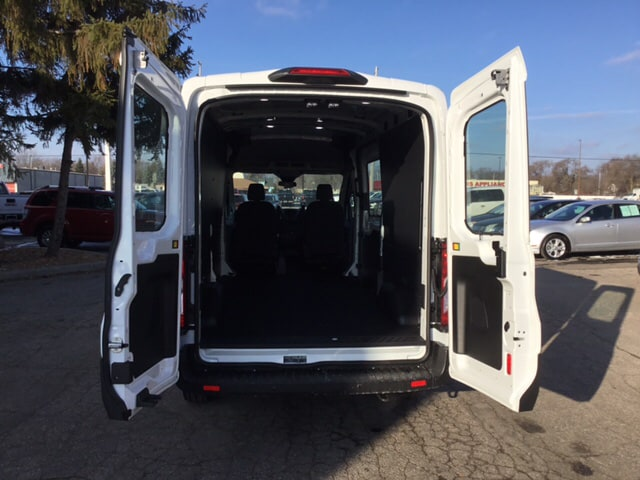 2019 Transit 250 Med Roof 4x2,  Empty Cargo Van #19T289 - photo 2
