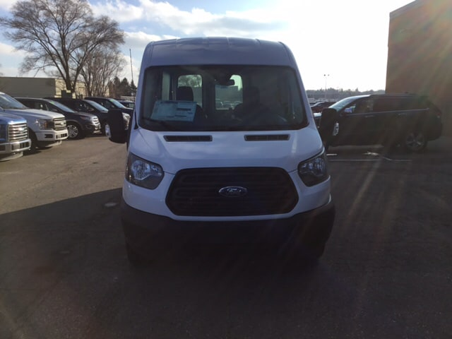 2019 Transit 250 Med Roof 4x2,  Empty Cargo Van #19T289 - photo 3