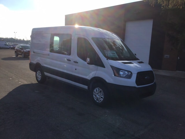 2019 Transit 250 Med Roof 4x2,  Empty Cargo Van #19T289 - photo 4