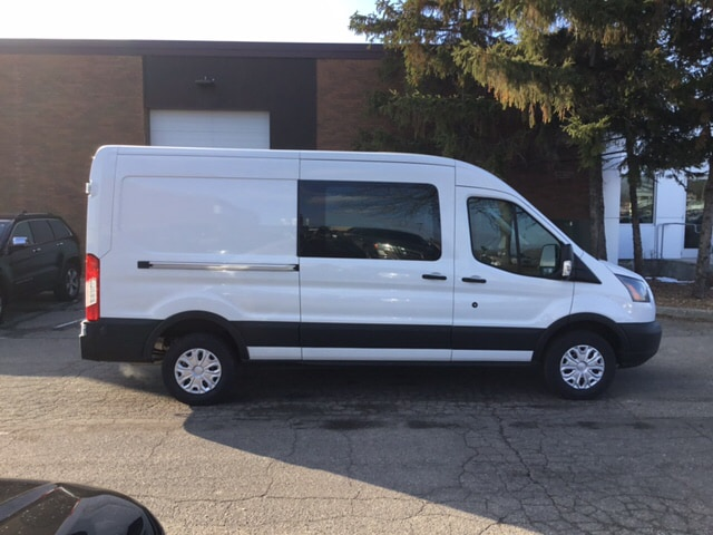 2019 Transit 250 Med Roof 4x2,  Empty Cargo Van #19T289 - photo 5