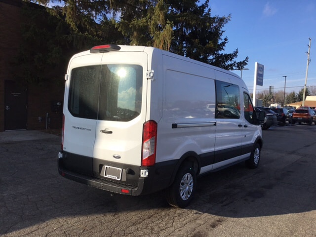 2019 Transit 250 Med Roof 4x2,  Empty Cargo Van #19T289 - photo 6